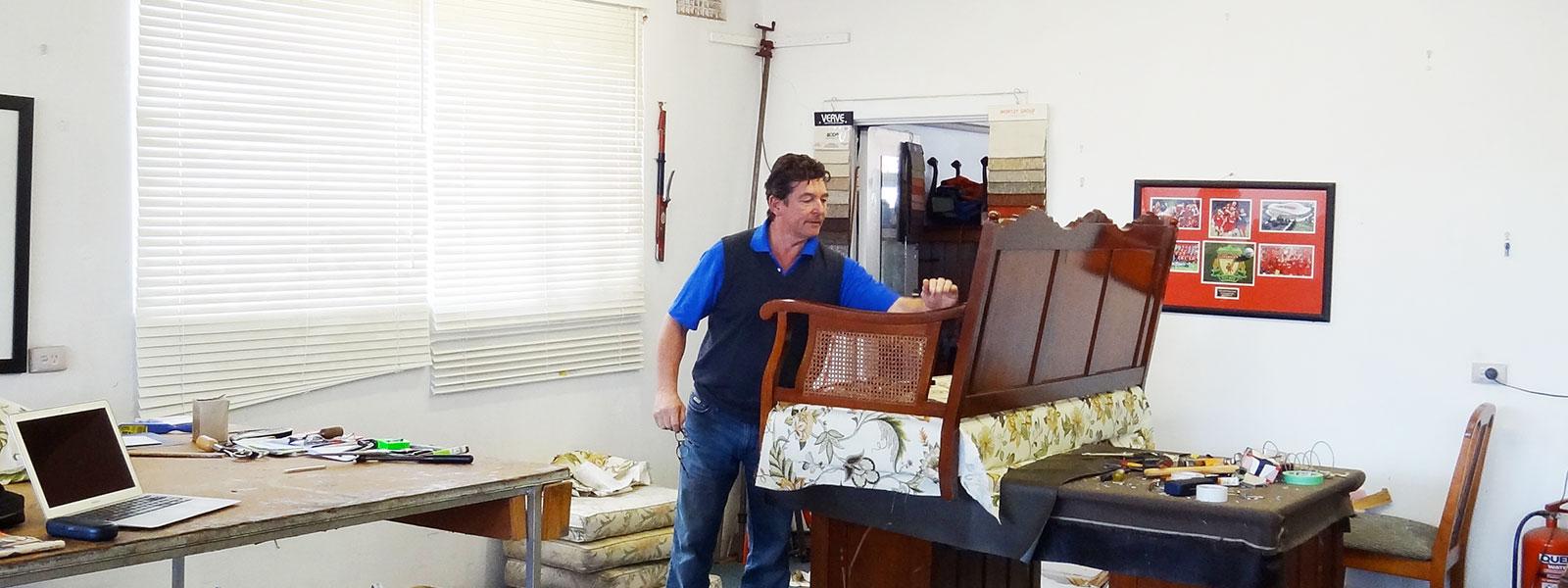 Peter Wilson Upholstery